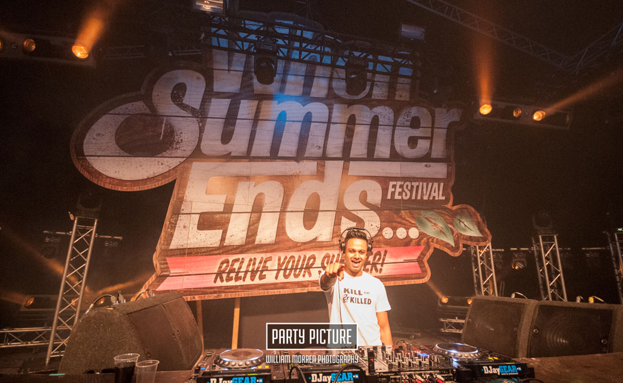 When Summer Ends Festival 2014